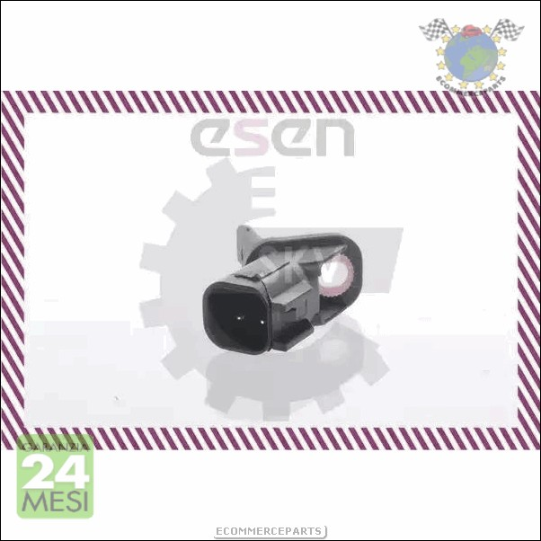 Mk4 2008-2010 Sensore di Velocità Ruota ABS Posteriore si adatta MONDEO 2.2 TDCI